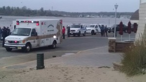 EMS at Inlet